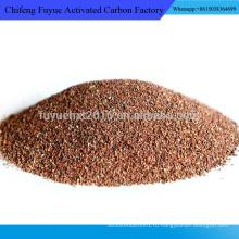 Высокое качество ковш белый плавленого глинозема песок хром Тугоплавкий пористый штепсель
