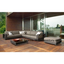 Outdoor/Garden Rattan Sofa Furniture (6002)