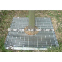 galvanized metal tree grating