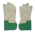 Pig Skin Safety Working Gloves for Riggers