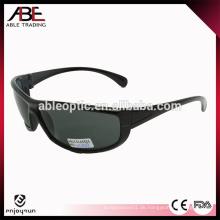Großhandel Waren Bambus Sonnenbrille Sport Sonnenbrille