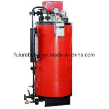 Vertikale Watertube Öl (Gas) Abgefeuerter Dampfkessel für Ziehmaschine