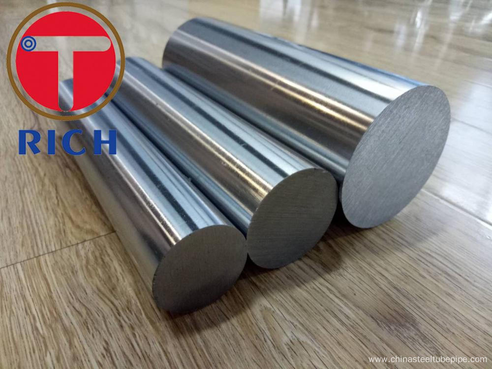 Cold Drawn Bright Stainless Steel Round Bar