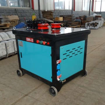 Mesin Bending Melingkar Baja Arc Rebar Manual