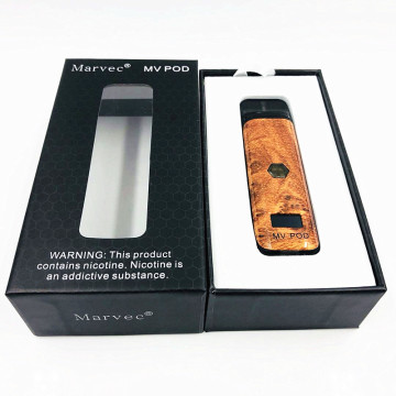 Mtl Dtl Vape Pod System med 2 ml kapacitet