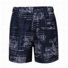 schwarze Badebekleidung Männer Badebekleidung Trunks schnell trocknen Shorts