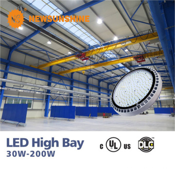 Hochleistungs-Industrie 100W E40 Basis Aluminium LED High Bay