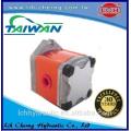 tandem hydarulic oil mini hgp-1a gear pump