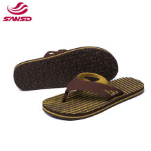 China hot products new design beach eve flip flop slippers for men