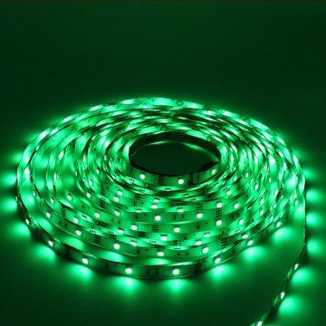 LED-Lichtstreifen mit flexiblem Farbstreifen