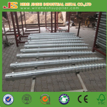 Ground Screw Pole Anchor, Helix Ground Screw Anchor