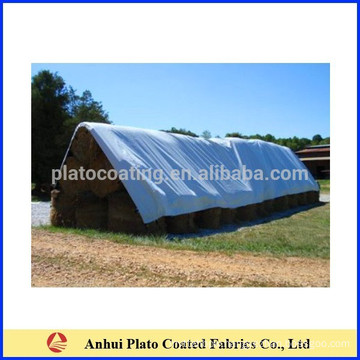Cheap and Strong Duty Water Resist Agriculture Hay Tarps