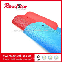 Tissu de maille pour un matériau réfléchissant Sport chaussures