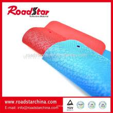 Tecido de malha para material reflexivo de sapatas do esporte