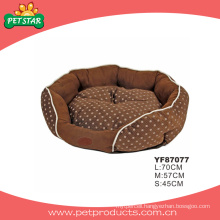 Embossed Pattern Beds for Dogs (YF87077)