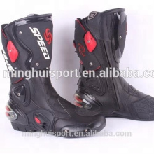 Résistance aux chaussures de glisse escalade exercice intense Moto sport gear bottes d'équitation bottes de randonnée avec diverses options