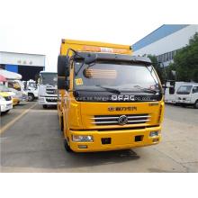 Dongfeng 8 toneladas de vehículos de rescate de emergencia