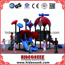 Gym Sport Playground Slide para Kindergarten