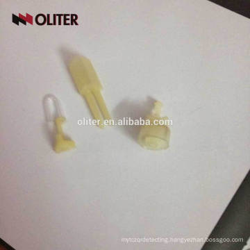 disposable expendable high accuracy nice fast sample oxgen probe one leg plastic parts