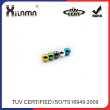 216pcs 5mm granos coloridos de la magia magnética Puzzle bola imán