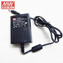 GS25U12-P1J MEANWELL 12V 2A UL / cUL CE y CB FCC TUV Adaptador de corriente de escritorio