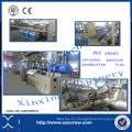 Extrusor de la máquina de la protuberancia de la hoja del ABS de la PC Pet PE de PP PE