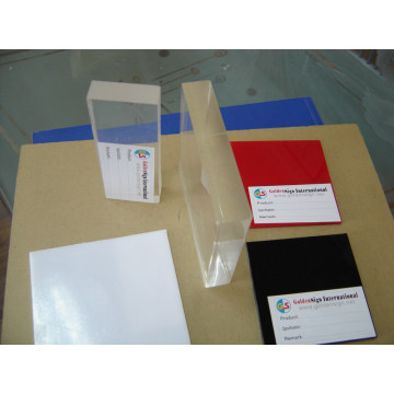 3mm Transparent Cast Acrylic Sheet Factory (hot size: 1.22m*2.44m)