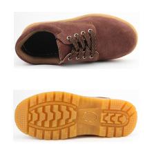Chaussure de sécurité de bonne qualité pour le travail et les chaussures / chaussures de sécurité de la Chine