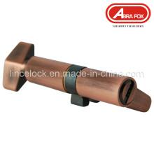 Euro Profile Cylinder/Brass Cylinder/Security Door Lock Cylinder (705)