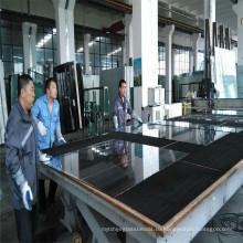Прозрачный лист стекла, цветного стекла, стеклянные панели для двери стекло