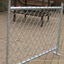 Оцинкованная цепь Забор / временное ограждение Цена