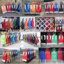 Direct sell supermarket trolley shopping bag