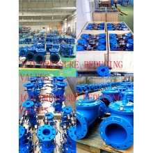 Pressure Reducing Valve Adjustable