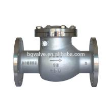Válvula de retenção do tipo swing da série BGH44H