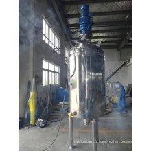 Réservoir de chauffage et de mélange en acier inoxydable 50L-5000L