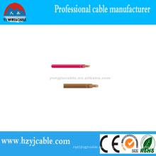 AWG Tamaño Thhn hilo eléctrico de construcción (THHN-16AWG)