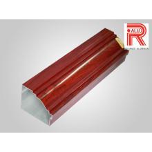Profils d'extrusion en aluminium / aluminium pour cadre de meuble