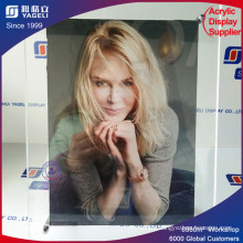 China Supplier Clear Acrylic Photo Frame