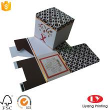 Дешевые подарочная коробка пищевыми продуктами косметической упаковки
