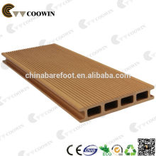 wood plastic composite 25mm thinkness wpc decking