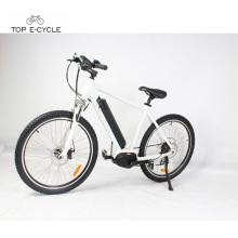 Nuevo diseño amazon Bafang MAX mid drive motor eléctrico Bike para la venta