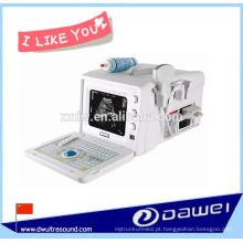 Mais barato portátil ultra-som máquina & bw ultra-som scanner para obstetrícia, ginecologia