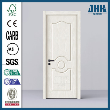 JHK Low Price Recycled Plastic Basement PVC Doors