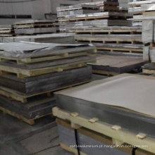 Folha de Liga de Alumínio Extra Largura Série 3000