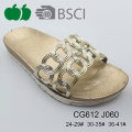 Lady New Arrival Hottest Lady Fashion Design Slipper