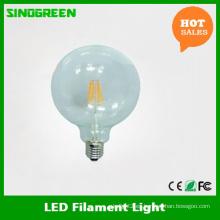 Lámpara LED Lámpara de filamento LED G125 8W E27
