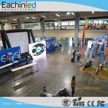 Hochwertiges indoor P4 P3.9 HD Superdünnes LED Bildschirm Video xxx Bild