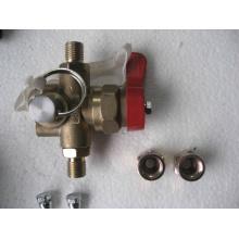 Комплект для преобразования сжиженного нефтяного газа с компрессором