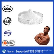 China Hot Sale Superdrol Powder Метилдростанолон