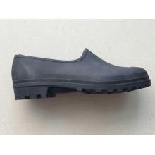 chaussures imperméables à l'eau chaussures en plastique pour la pluie